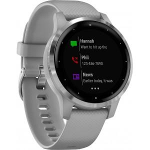GARMIN VIVOACTIVE 4. Обзор смарт-часов с GPS-приемником и трансфлективным экраном