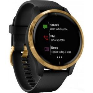 GARMIN VENU. Обзор водонепроницаемых смарт-часов с функциями Wi-Fi, GPS и дисплеем AMOLED